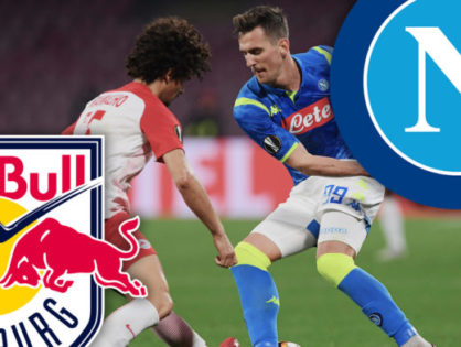 LA  CHAMPIONS  LEAGUE  AL  CLUB  NAPOLI  CAVA